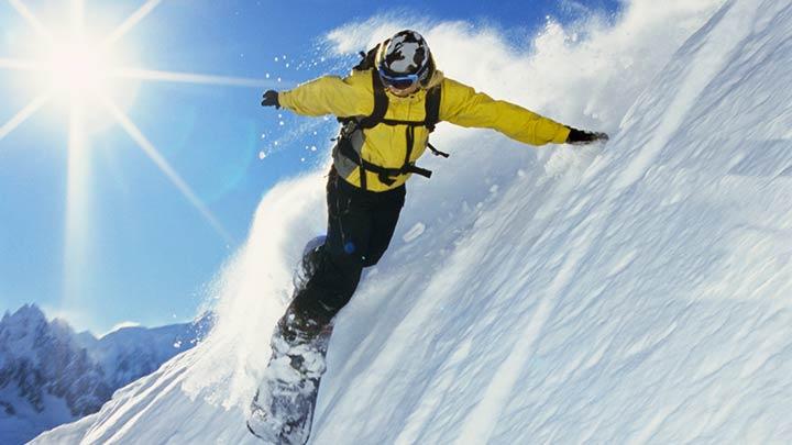 Telluride Snowboarding